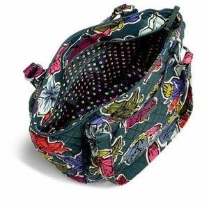 Vera Bradley Bags - New Vera Bradley Glenna cotton Shoulder Bag